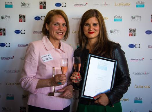 Judy&Ana_award